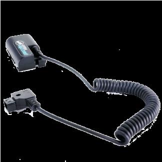 Câbles video et alimentation